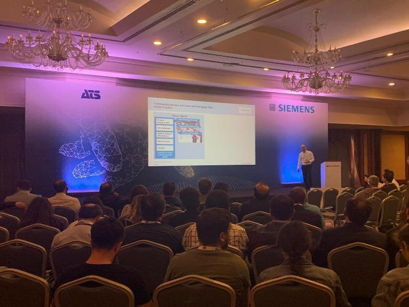 Siemens - ATS Knowledge Day 2019