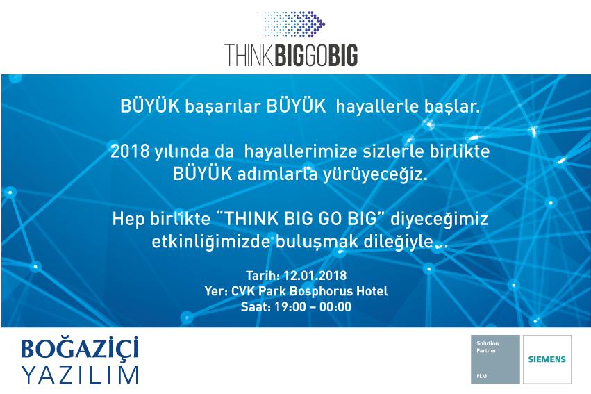 THINK BIG GO BIG