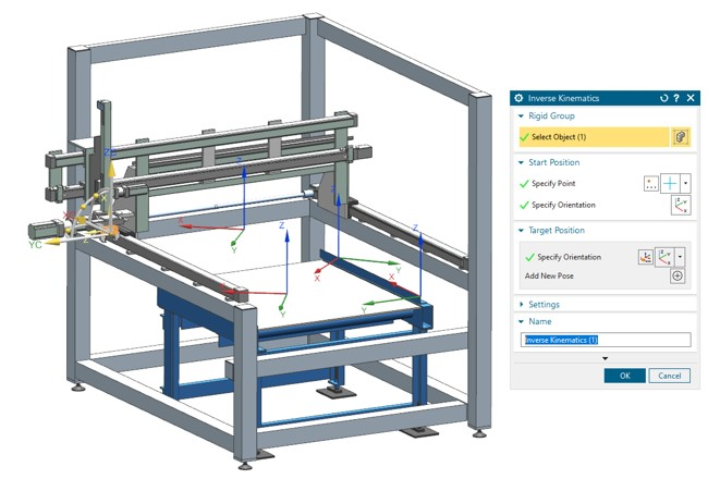 Integrated Simulation and Manufacturing