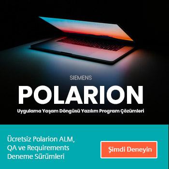 Siemens Polarion Uygulama Yaşam Döngüsü Yazılım Program Çözümleri