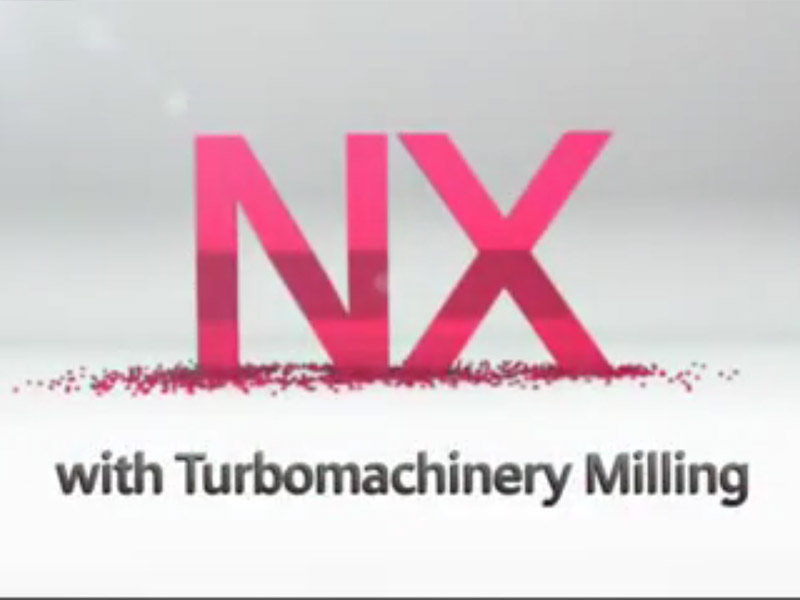 Turbomachinery Milling software